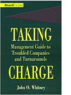 Taking Charge Cover