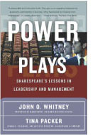 Power Plays Cover